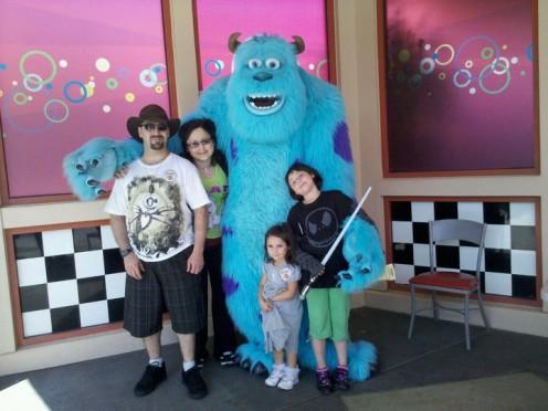 The Urzua Family