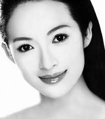 A Natural Asian Beauty
