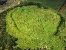 Balladoole Viking burial site