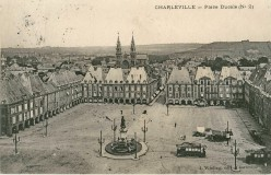 Place ducale, Charleville, circa 1906