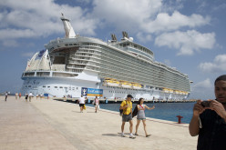 Seven Days Abroad the Allure of the Seas Cruise Ship