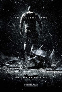 The Dark Knight Rises: A great movie following on the heels of better