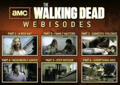 Walking Dead - Torn Apart, Cold Storage and most recent: The Oath.