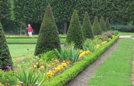 A tour of the gardens is a must, also ideal for having a picnic.