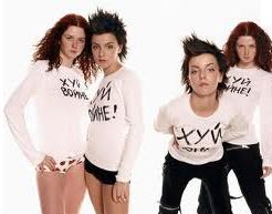 Pussy Riot  promo