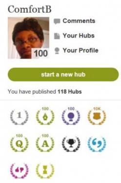 How did you OR would you react when your hubscore hits 100?
