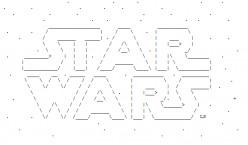 Star Wars in ASCII Text Art