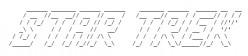 Star Trek in ASCII Text Art