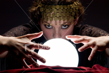 A woman can predict lots of stuff by reading your palm that you email her, and doing a special crystal reading free for you. She has made many predictions and even read Micheal Jackson's palm on national TV, check her out.