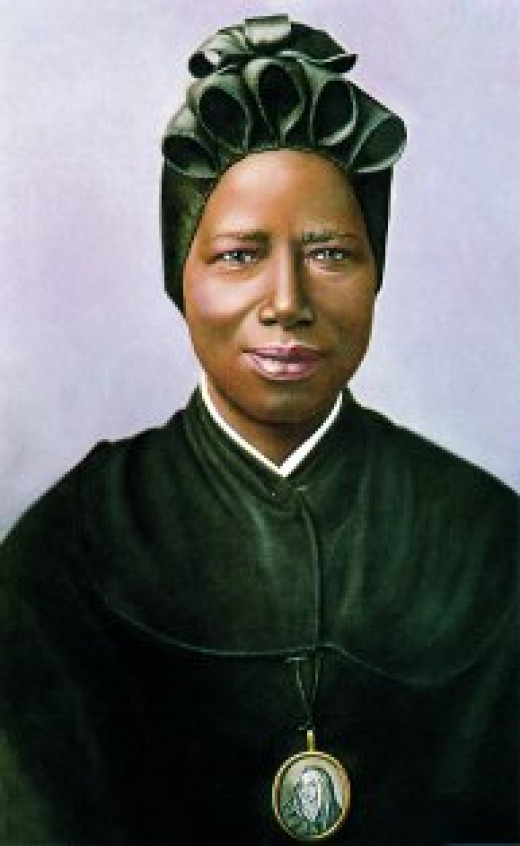Josephine Bakhita, Canossian Daughter of Charity