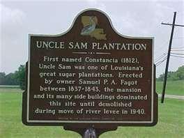 Uncle Sam, Louisiana