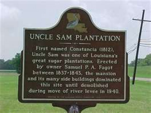 Uncle Sam, Louisiana