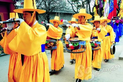 Gangneung Double Fifth Festival Worship Ceremony