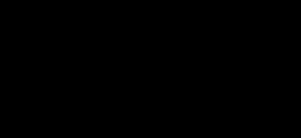 The structure of a glucose molecule