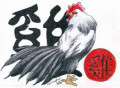 Year of the Rooster personality