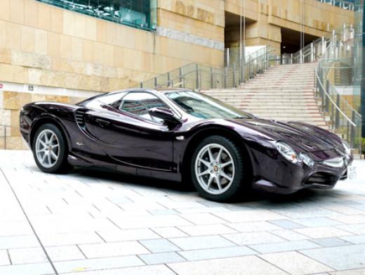 European Sport Car