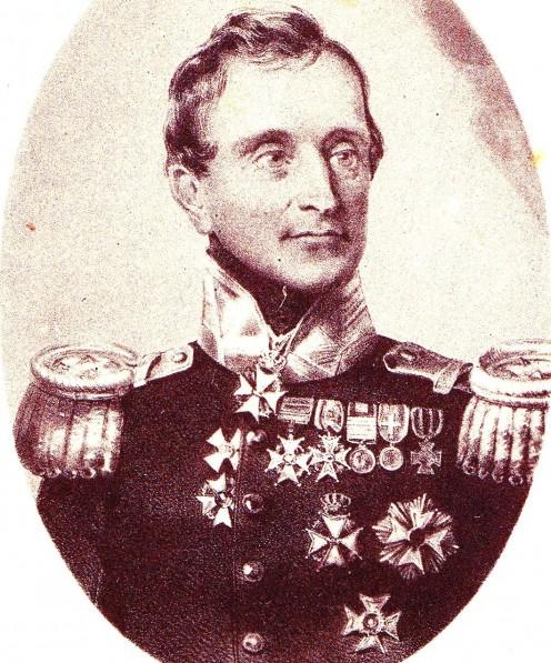 General Jean Victor de Constant Rebecque