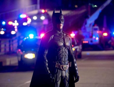 Christian Bale as Bruce Wayne/Batman