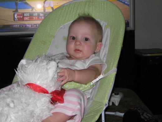 Chloe my little angel!