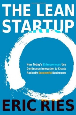 The Lean Startup by Eric Reis