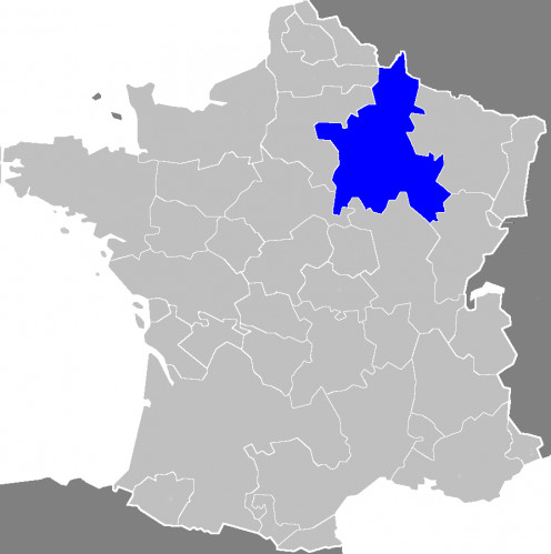 The Champagne District