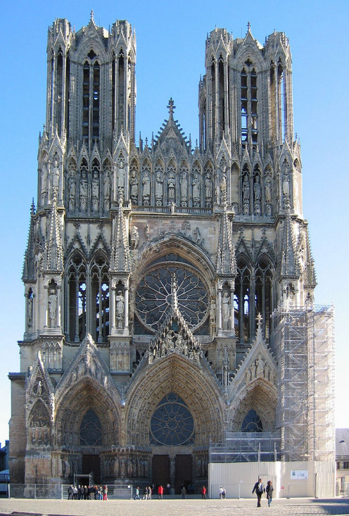 Cathederal at Reims