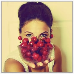 LIFE IS A BOWL OF CHERRIES - Enjoy The Ride!