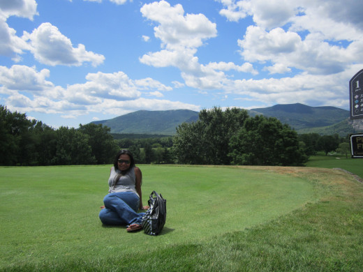 Everything is Beautiful at the North Conway Country Club!
