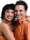 Drew Lachey & Cheryl Burke