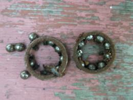 Wore out bottom bracket bearings.