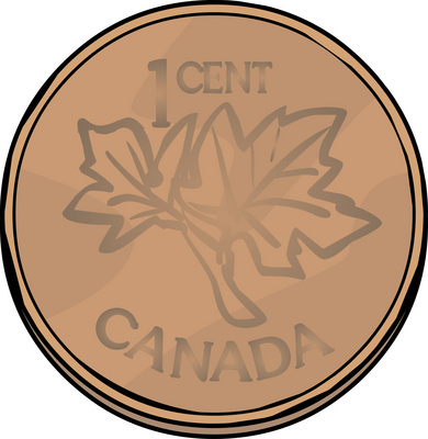 The Canadian penny will soon be a historical object.
