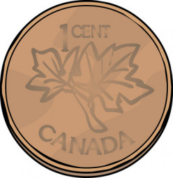 No More Canadian Penny