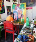 Learn to Paint with Acrylic Paints