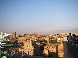 Flickr: Rome, Italy, Coy