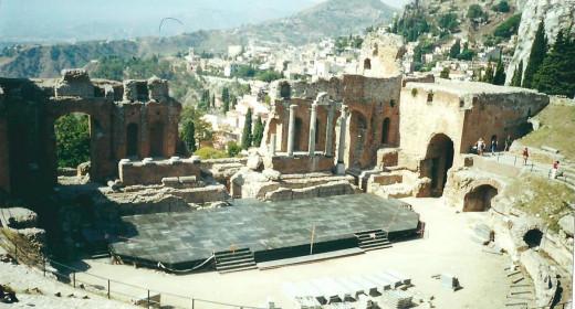 Greek Amphitheatre (Taormina, Sicily)