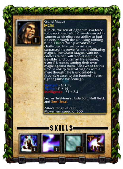 Grand Magus Profile