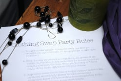 Free Clothes and Stuff - How to Give a Swapping Party and Help The Environment
