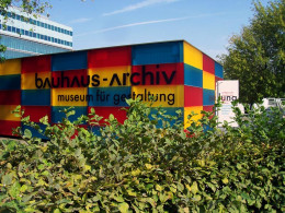 The Bauhaus Archives in Berlin
