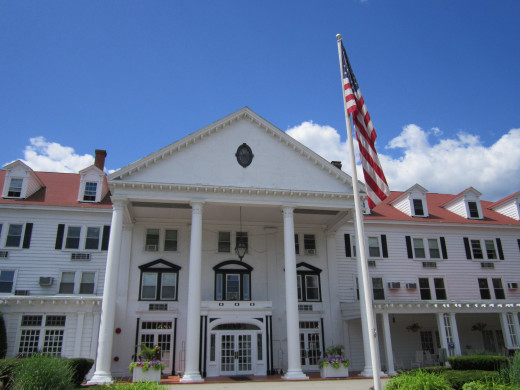 The Beautiful Eastern Slope Inn Resort, North Conway, NH