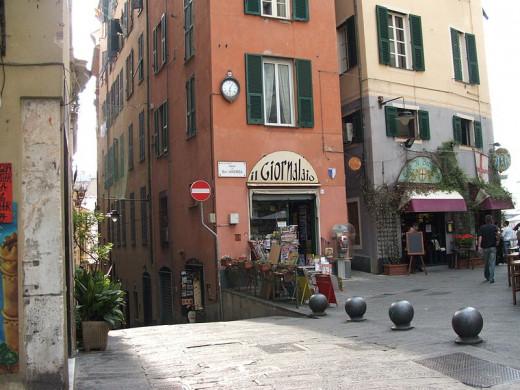 Genova, Piano di St. Andrea