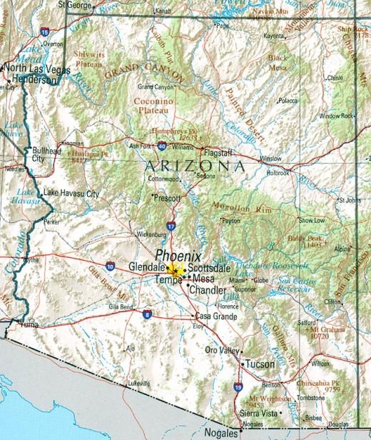 Arizona [1]