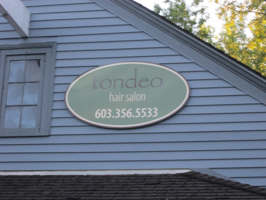 You can even get your hair done at a hair salon in North Conway!