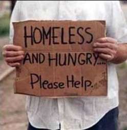 Help Me I am Homeless: Are you the first to judge or the first to help?