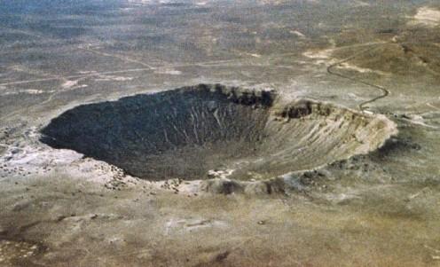 Meteor Crater [3]
