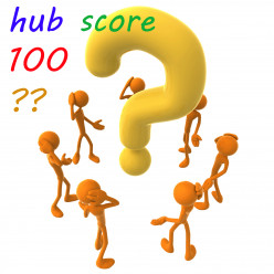 Is it possible to create a hub in HubPages which scores 100?