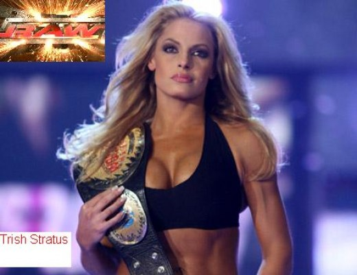 wwe diva trish stratus where is she now