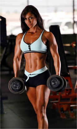 Tammy Pies - IFBB Pro Figure Competitor