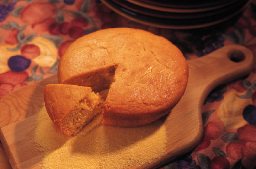 Simple and easy cornbread is great every time!