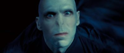Voldemort in Harry Potter and the Order of the Phoenix movie