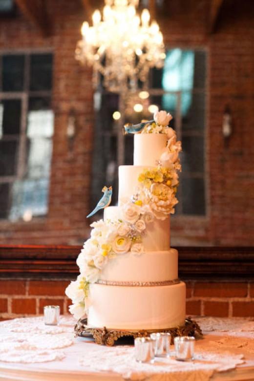 Bird Themed Wedding Decor Tweet Your Wedding